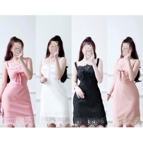 Đầm basic dễ thương Thiết kế