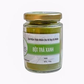 Bột Trà Xanh Dùng Cho Spa 100g - 100gbtx 8 thumbnail