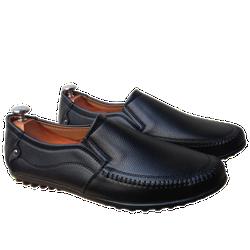 [CHỈ 3 NGÀY] [XƯỞNG BÁN LẺ] Giày mọi nam đen bán chạy