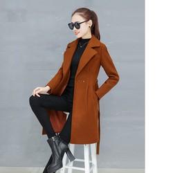 áo khoác nữ mùa đông