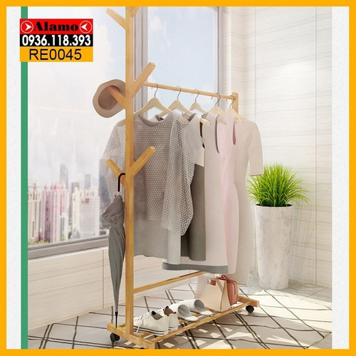 Mắc treo quần áo- Mắc treo quần áo