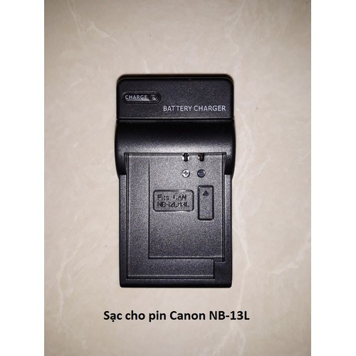 Sạc cho pin Canon NB-13L