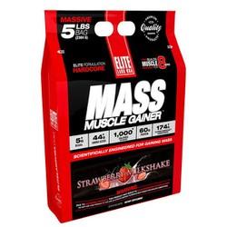 Sữa Tăng Cân Mass Muscle Gainer Strawberry 2.3kg