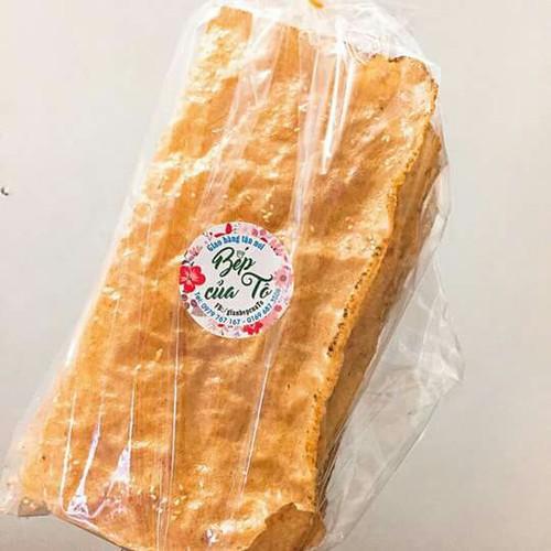 Bánh tráng mắm ruốc