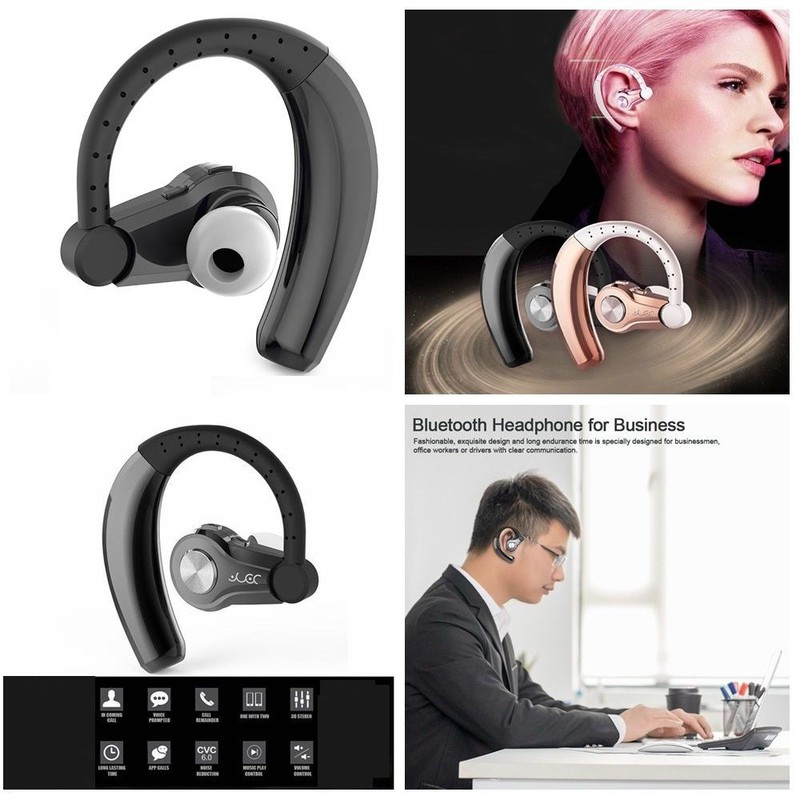 Tai nghe Bluetooth nhét tai thể thao chống nước Nhập khẩuPKCB-09 14