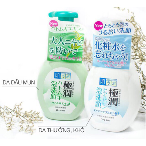Sữa Rửa Mặt Tạo Bọt Hadalabo hàng chính hãng Nhật Bản - 7867289 , 10727625 , 15_10727625 , 200000 , Sua-Rua-Mat-Tao-Bot-Hadalabo-hang-chinh-hang-Nhat-Ban-15_10727625 , sendo.vn , Sữa Rửa Mặt Tạo Bọt Hadalabo hàng chính hãng Nhật Bản