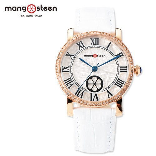 Đồng hồ nữ MS504E MANGOSTEEN SEOUL Hàn Quốc dây da