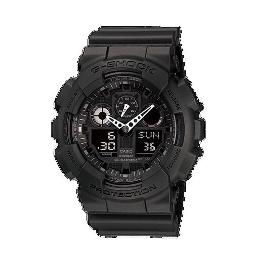 Đồng hồ g-shock ga-100-1a1 ga-100-1a1dr