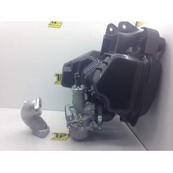 Nguyên bộ Bình xăng con Centa 125cc, co xăng xéo và lọc gió RS