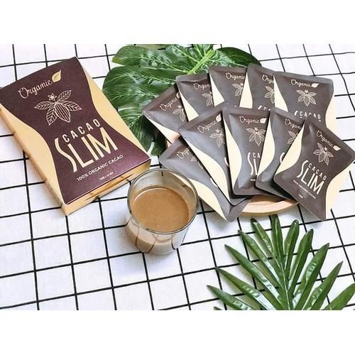 Bột giảm cân Cacao Slim - 5610456 , 12034192 , 15_12034192 , 400000 , Bot-giam-can-Cacao-Slim-15_12034192 , sendo.vn , Bột giảm cân Cacao Slim