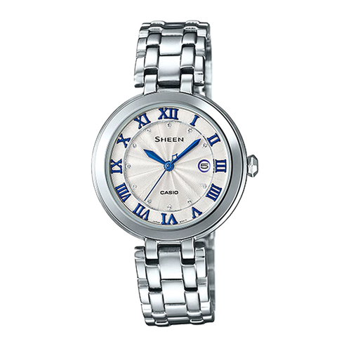 Đồng hồ nữ Casio SHEEN CAO CẤP SHE-4033D-7AUDR