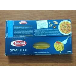 mì ý spaghetti Barilla
