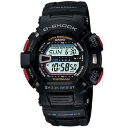 ĐỒNG HỒ CASIO G SHOCK MUDMAN - CHỐNG BÙN G-9000-1 CHÍNH HÃNG