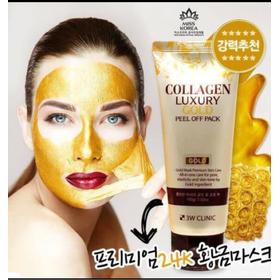 MẶT NẠ 24K 3W CLINIC mặt nạ vàng - matnavang