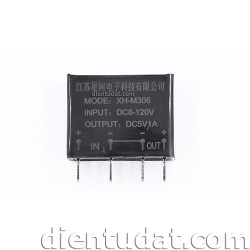 Module nguồn hạ áp 5v1a - m306 - 24214308 , 10730651 , 15_10730651 , 48000 , Module-nguon-ha-ap-5v1a-m306-15_10730651 , sendo.vn , Module nguồn hạ áp 5v1a - m306