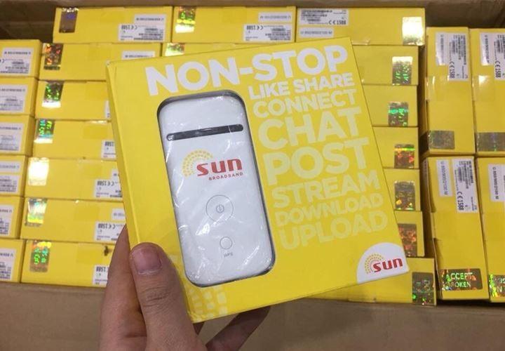 Bộ Phát Wifi 3G Di Động ZTE SUN MF65 Chính Hãng 5