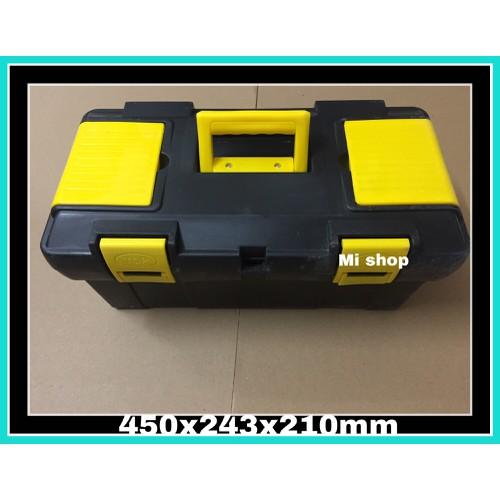 Hộp Đựng Dụng Cụ Đa Năng Nhựa ABS Cỡ Lớn - 10690008 , 10734234 , 15_10734234 , 255000 , Hop-Dung-Dung-Cu-Da-Nang-Nhua-ABS-Co-Lon-15_10734234 , sendo.vn , Hộp Đựng Dụng Cụ Đa Năng Nhựa ABS Cỡ Lớn