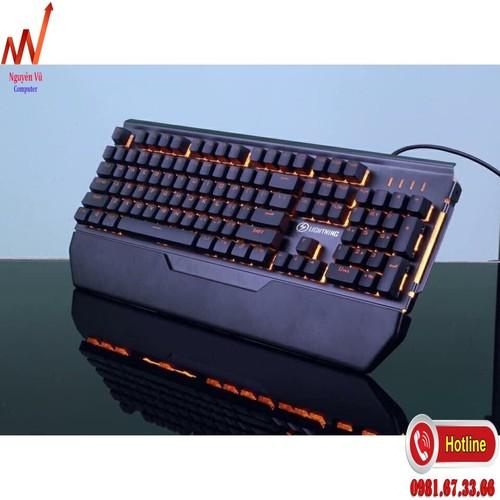 Bàn Phím Lightning PR-8900X - Phím Giả Cơ có Switch