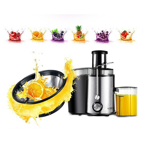 Máy ép hoa quả Yoice-Máy say sinh tố-Máy ép sinh tố-Máy ép trái cây - 5754952 , 12214822 , 15_12214822 , 835000 , May-ep-hoa-qua-Yoice-May-say-sinh-to-May-ep-sinh-to-May-ep-trai-cay-15_12214822 , sendo.vn , Máy ép hoa quả Yoice-Máy say sinh tố-Máy ép sinh tố-Máy ép trái cây