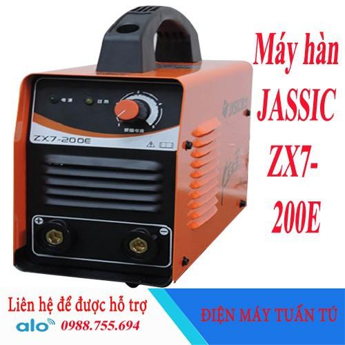 MÁY HÀN ĐIỆN TỬ JASIC ZX7-200E - 10691857 , 10744352 , 15_10744352 , 1780000 , MAY-HAN-DIEN-TU-JASIC-ZX7-200E-15_10744352 , sendo.vn , MÁY HÀN ĐIỆN TỬ JASIC ZX7-200E