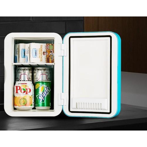 Tủ lạnh mini tiện ích Huyndai 6L - 10691122 , 10739696 , 15_10739696 , 1550000 , Tu-lanh-mini-tien-ich-Huyndai-6L-15_10739696 , sendo.vn , Tủ lạnh mini tiện ích Huyndai 6L
