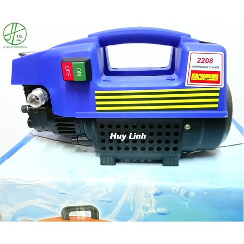 Máy rửa xe gia đình 2208 - Motor từ - hút nước tự động