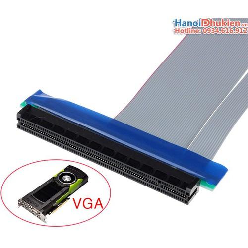cáp Riser PCI-E 8X to 16X