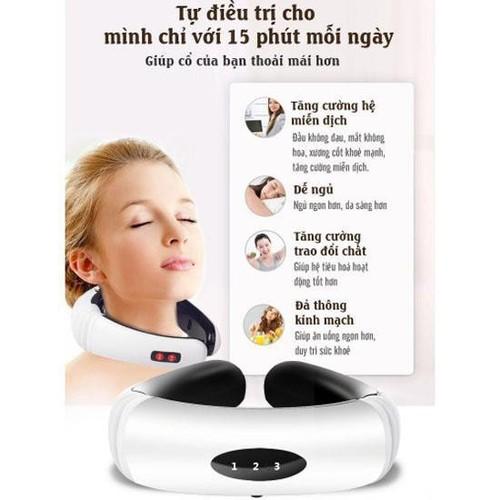 Máy massage cổ cảm ứng xung điện từ 3D thông minh - 10693514 , 10752256 , 15_10752256 , 225000 , May-massage-co-cam-ung-xung-dien-tu-3D-thong-minh-15_10752256 , sendo.vn , Máy massage cổ cảm ứng xung điện từ 3D thông minh