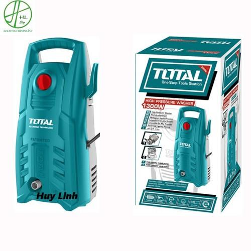 Máy rửa xe cao áp Total TGT1131 - tặng khớp nối nhanh