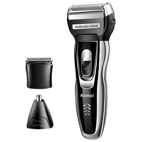 Tông đơ cắt tóc Kemei KM-5558 3in1 kiêm máy cạo râu - 6605826 , 13272983 , 15_13272983 , 299000 , Tong-do-cat-toc-Kemei-KM-5558-3in1-kiem-may-cao-rau-15_13272983 , sendo.vn , Tông đơ cắt tóc Kemei KM-5558 3in1 kiêm máy cạo râu