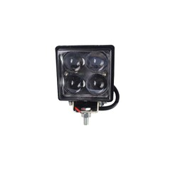 đèn trợ sáng 4 bóng bi cầu led vuông