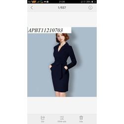 Đầm công sở _ Hàng order