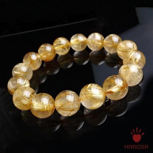 Vòng Thạch Anh tóc vàng 14mm cao cấp chuẩn 4A - 4465266 , 10751277 , 15_10751277 , 3590000 , Vong-Thach-Anh-toc-vang-14mm-cao-cap-chuan-4A-15_10751277 , sendo.vn , Vòng Thạch Anh tóc vàng 14mm cao cấp chuẩn 4A
