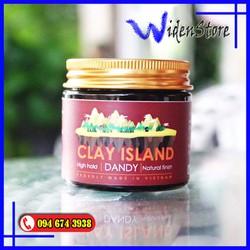 SÁP VUỐT TÓC DANDY CLAY ISLAND CAM KẾT CHÍNH HÃNG