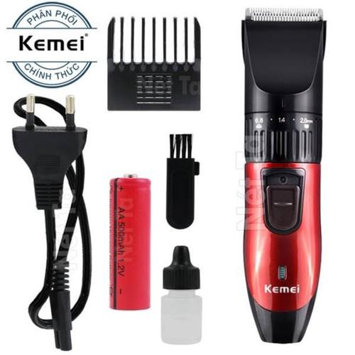CP[P4024] Tông đơ cắt tóc cho bé chính hãng Kemei