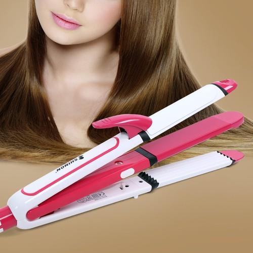 Máy tạo kiểu tóc Shinon uốn, duỗi, kéo thẳng