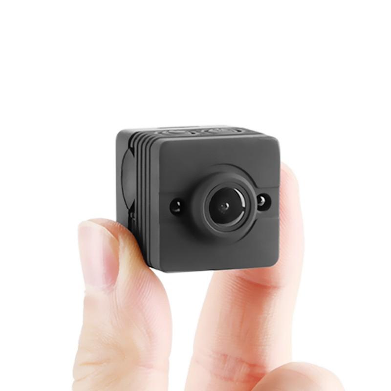 Camera Hành Trình Xe Máy SQ12 Siêu Nét Siêu Tí Hon 1