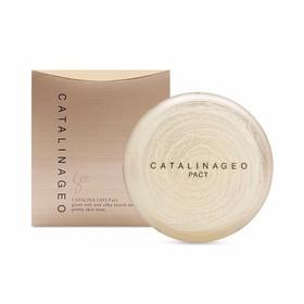 Phấn phủ siêu mịn Catalina Geo Pact 22gr - CatalinaGeoPact