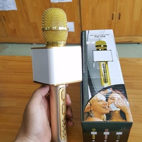 Mic karaoke không dây Bluetooth hay cấp 8, âm thanh to - 4506033 , 12210484 , 15_12210484 , 320000 , Mic-karaoke-khong-day-Bluetooth-hay-cap-8-am-thanh-to-15_12210484 , sendo.vn , Mic karaoke không dây Bluetooth hay cấp 8, âm thanh to