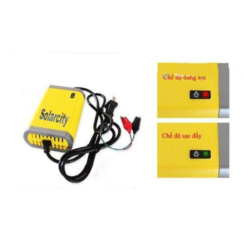 Máy sạc bình ắc quy cho xe máy tự động 12V - 2A - 7867891 , 10762296 , 15_10762296 , 159000 , May-sac-binh-ac-quy-cho-xe-may-tu-dong-12V-2A-15_10762296 , sendo.vn , Máy sạc bình ắc quy cho xe máy tự động 12V - 2A