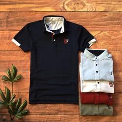 Áo Polo nam cổ bẻ 1985 vải cá sấu cotton mền mịn , chuẩn form, cao cấp