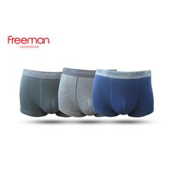 COMBO 3 QUẦN BOXER NAM FREEMAN 6520