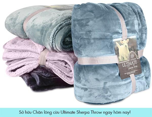 Chăn lông cừu Ultimate SherpaThrow - ảnh 12