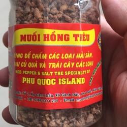 Muối Hồng Tiêu Muối Dưỡng Sinh Phú Quốc 120g