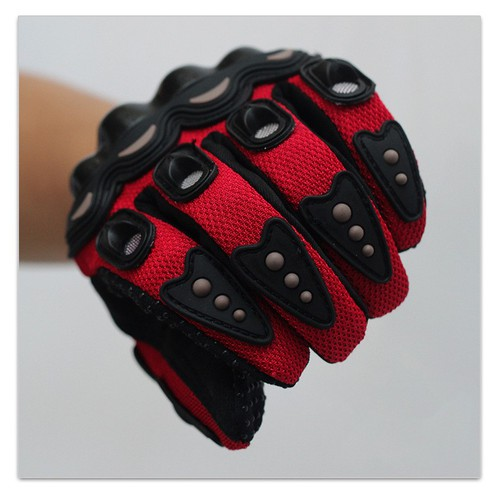 Bao tay kín ngón có Gù bảo vệ bàn tay