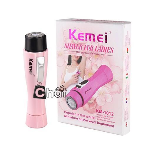 Máy cạo lông nách Kemei KM-1012 - 6365357 , 12973453 , 15_12973453 , 120000 , May-cao-long-nach-Kemei-KM-1012-15_12973453 , sendo.vn , Máy cạo lông nách Kemei KM-1012