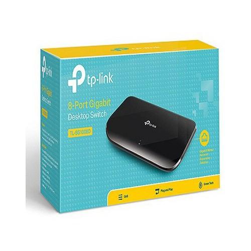 Switch để bàn Gigabit 8 cổng TPlink TL-SG1008D - 5553077 , 11963664 , 15_11963664 , 499000 , Switch-de-ban-Gigabit-8-cong-TPlink-TL-SG1008D-15_11963664 , sendo.vn , Switch để bàn Gigabit 8 cổng TPlink TL-SG1008D
