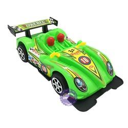 Đồ chơi xe đua thể thao 2 người mini bằng nhựa chạy trớn 729-13