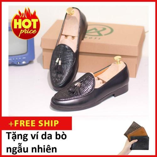 Giày lười nam Giày mọi nam  M505-V