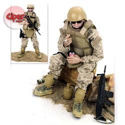 Mô hình lính 1:6 30cm NB01 ACU